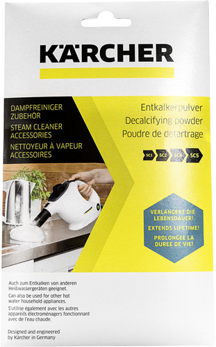 Karcher descaling powder Main Image