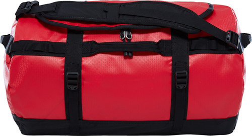The North Face Base Camp Duffel S TNF Red/TNF Black Main Image