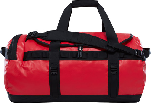 The North Face Base Camp Duffel M TNF Red/TNF Black Main Image