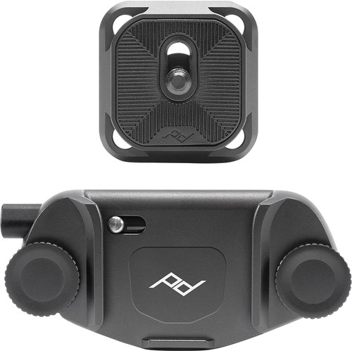 Peak Design Capture Camera Clip Black Main Image