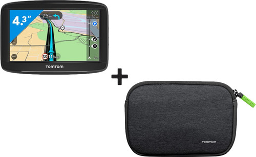 TomTom Start 42 West Europe + Housse Main Image