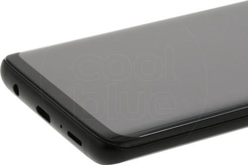Azuri Protège-écran Case Friendly Incurvé Verre trempé Samsung Galaxy S9 Lot de 2 Main Image