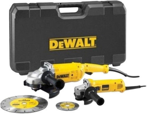 DeWalt DWE492SDT-QS Combiset Main Image