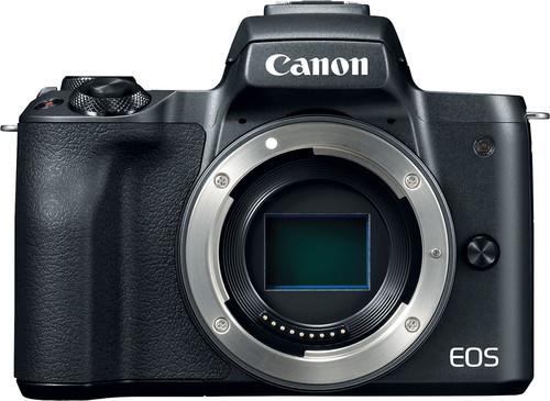 Canon EOS M50 Body Zwart Main Image