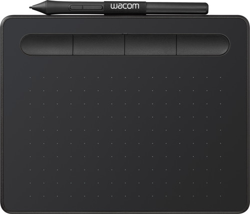 Wacom Intuos S Bluetooth Noir Main Image