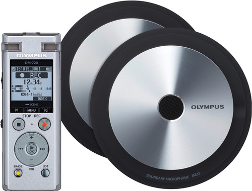 Olympus DM-720 Meet and Record Kit Large Edition Main Image