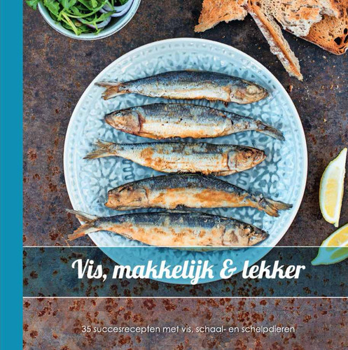 Vis, makkelijk & lekker Main Image