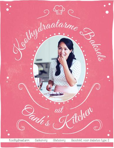 Koolhydraatarme baksels uit Oanh s Kitchen Main Image