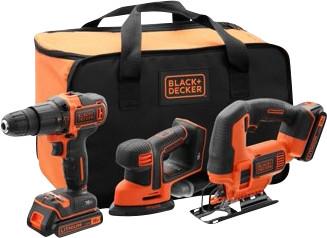Black & Decker BCK31S1S-QW Combiset