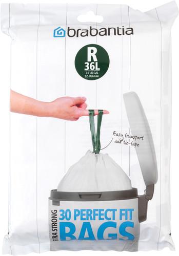 Brabantia Garbage bags Code R - 36 Liter (30 pieces) Main Image