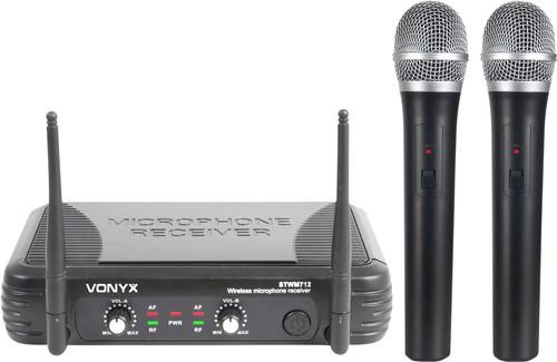 Vonyx STWM712 (200.175 en 201.400 MHz) Main Image