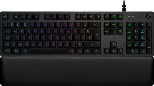 Logitech G513 Linear Mechanical Gaming Keyboard AZERTY Main Image