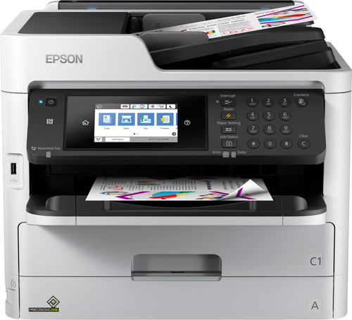 Epson WorkForce Pro WF-C5710DWF Main Image