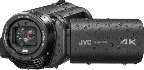 JVC GZ-RY980HEU Zwart Main Image