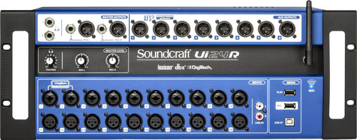Soundcraft Ui24R Main Image