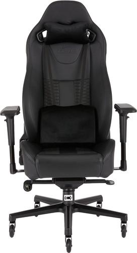 Corsair T2 Road Warrior Gaming Chair Zwart Main Image