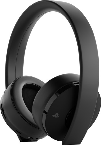 Sony PlayStation Casque Gaming Sans Fil Gold 7.1 Main Image