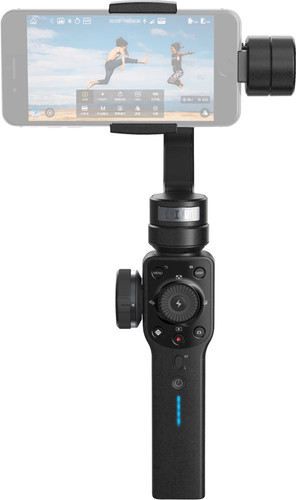 Zhiyun Smooth 4 Gimbal  Zwart Main Image
