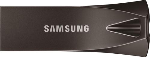 Samsung USB Stick Bar Plus 256GB Grijs Main Image
