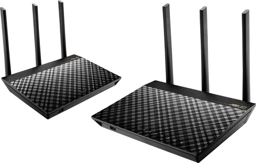 Asus RT-AC67U AiMesh duo pack Main Image