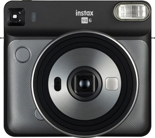 Fujifilm Instax SQUARE SQ6 Graphite Gray Main Image