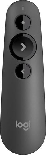 Logitech R500 Laser Presenter Donker Grijs Main Image