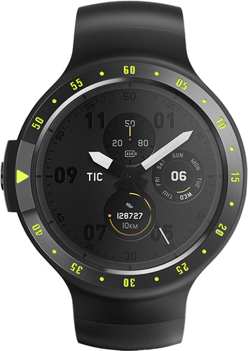 Ticwatch S Smartwatch Knight Main Image