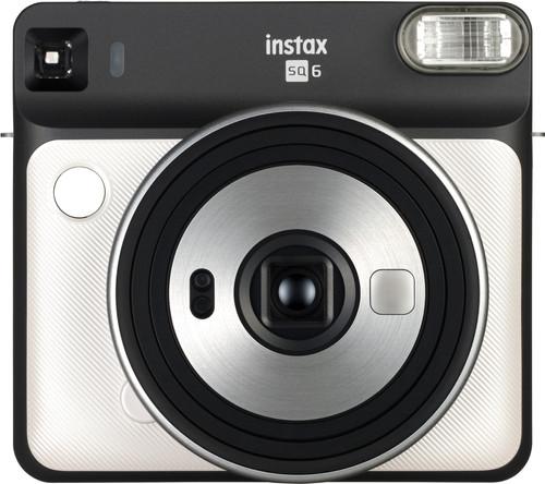 Fujifilm Instax SQUARE SQ6 Pearl White Main Image