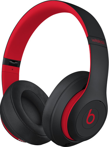 Beats Studio3 Wireless Decade Collection Black/Red Main Image