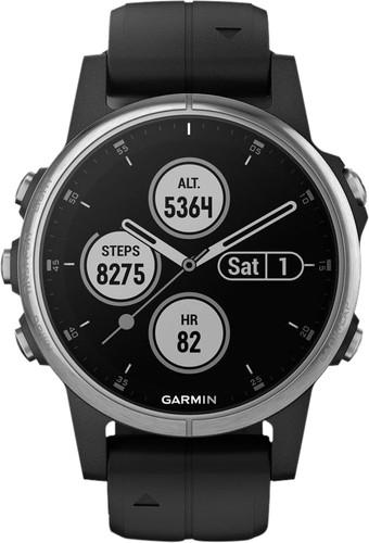 Garmin Fenix 5s Plus Zilver Main Image