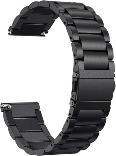 Just in Case Fitbit Versa RVS Watchband Black Main Image