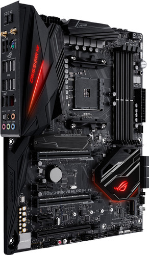Asus ROG Crosshair VII Hero WiFi Main Image