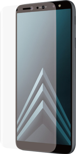Azuri Protège-écran incurvé Samsung Galaxy A6 (2018) Verre trempé Main Image