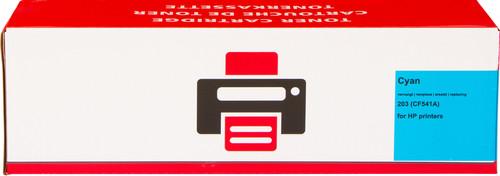Pixeljet 203 Toner Cyan (CF541A) Main Image