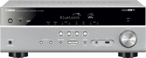 Yamaha RX-D 485 Silver Main Image