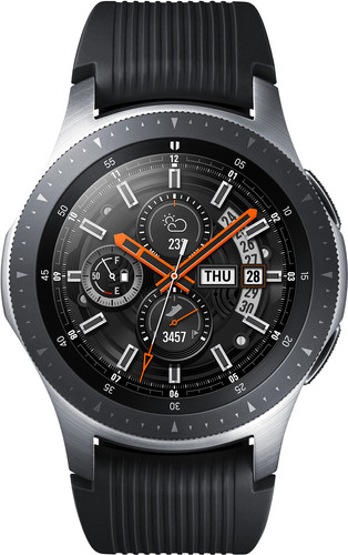 Samsung Galaxy Watch 46 mm Silver Main Image