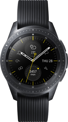 Samsung Galaxy Watch 42mm Midnight Black Main Image
