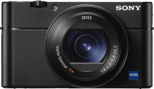 Sony Cybershot DSC-RX100 VA Main Image