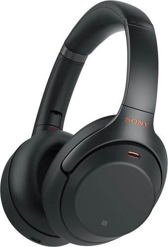 Sony WH-1000XM3 Zwart Main Image