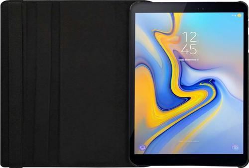 Just in Case Coque rotative Samsung Galaxy Tab A 10.5 Noir Main Image
