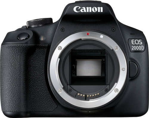 Canon EOS 2000D Body Main Image
