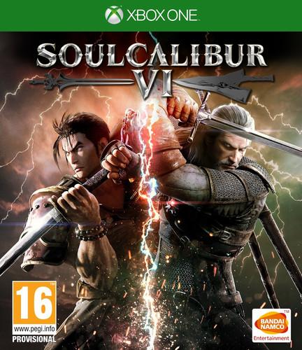 SoulCalibur VI Xbox One Main Image