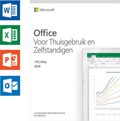 Microsoft Office 2019 Famille et Petite Entreprise NL Main Image