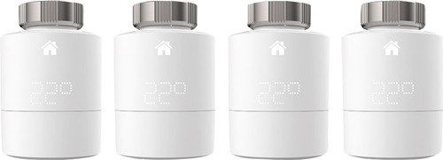 Tado Slimme Radiator Thermostaat 4-Pack Main Image