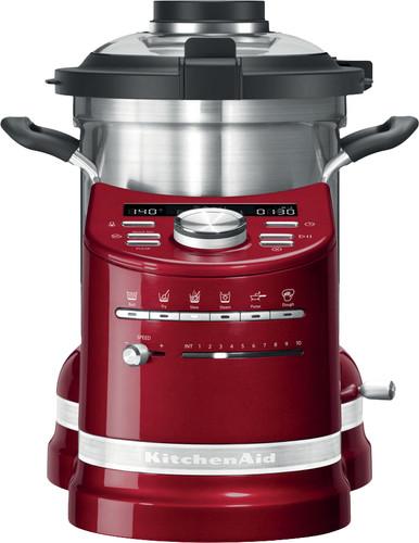 KitchenAid Artisan Cook Processor Apple Red Main Image