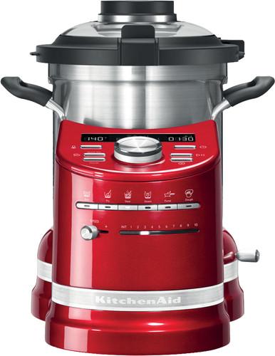 KitchenAid Artisan Robot cuiseur Rouge empereur Main Image