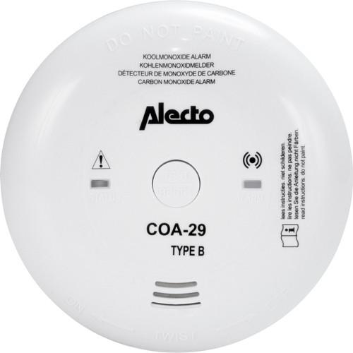 Alecto COA-29/7 Carbon monoxide detector with 7-year sensor Main Image