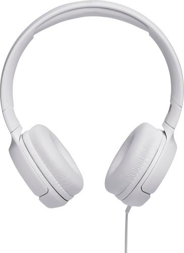 JBL Tune500 Blanc Main Image
