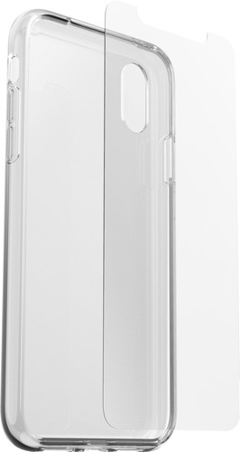 Otterbox Clearly Protected Alpha Skin Glass Coque Intégrale Apple iPhone Xr Transparent Main Image