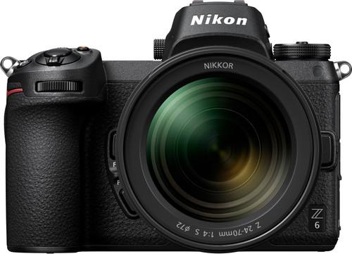 Nikon Z6 + 24-70 mm f/4.0 S + Kit adaptateur FTZ Main Image